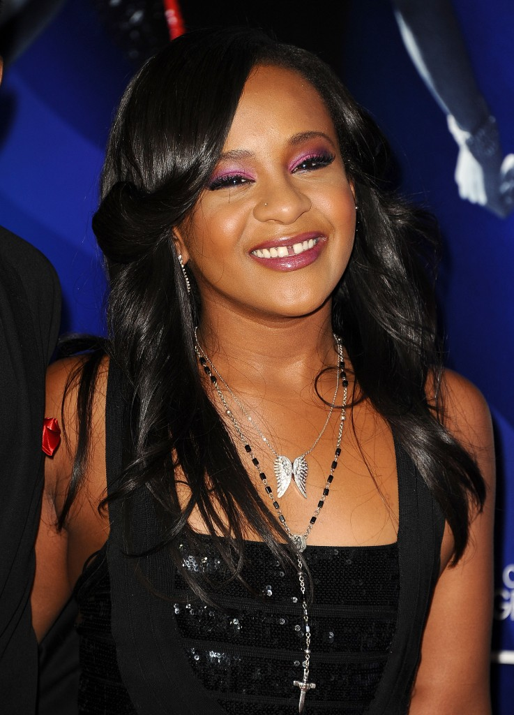 bobbi kristina.Jason LaVeris.getty