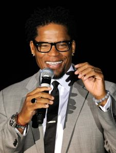 D.L. Hughley Performs At The Orleans