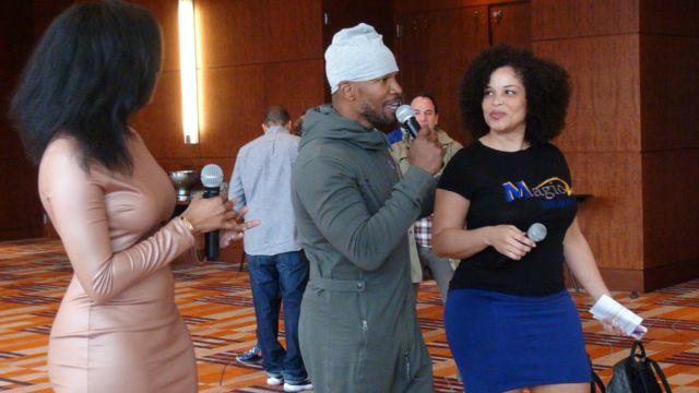Jamie Foxx The Ultimate Proposal