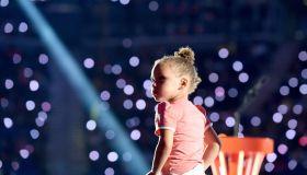 Nickelodeon Kids' Choice Sports Awards 2015 - Roaming Show
