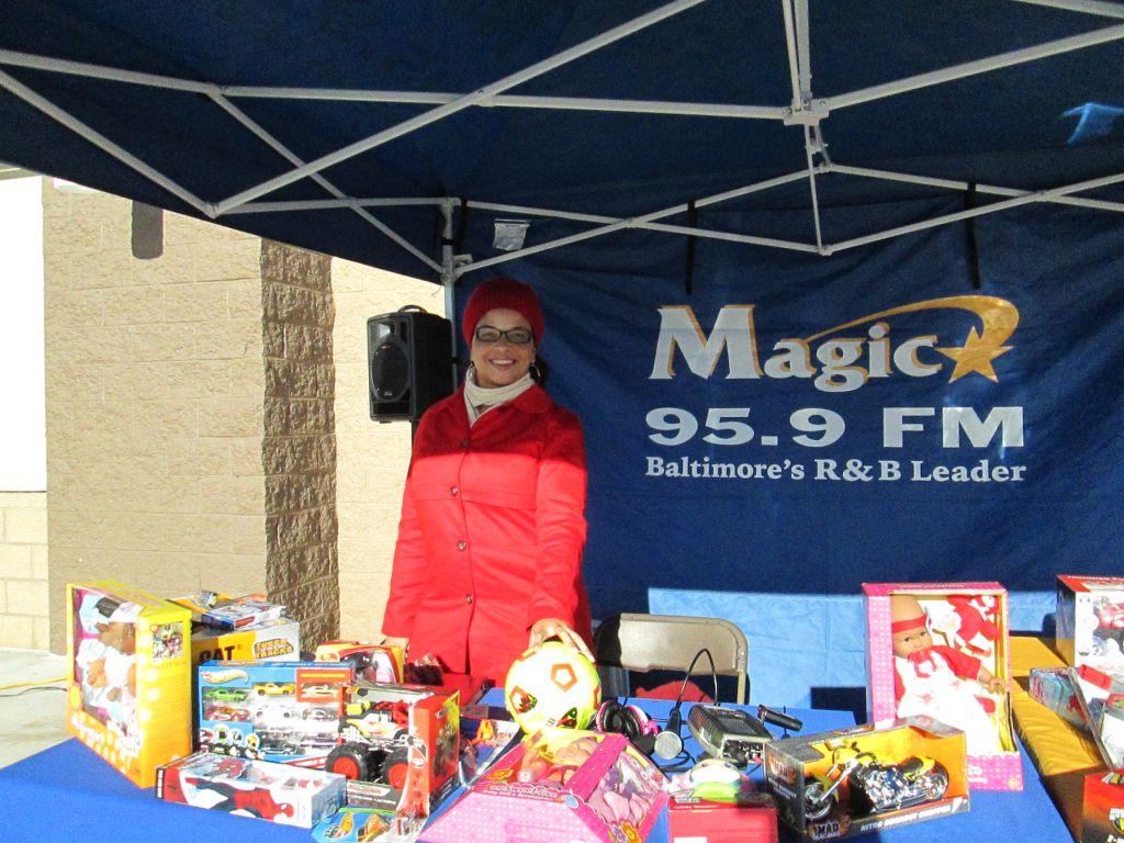 Radio One Baltimore Toy Drive