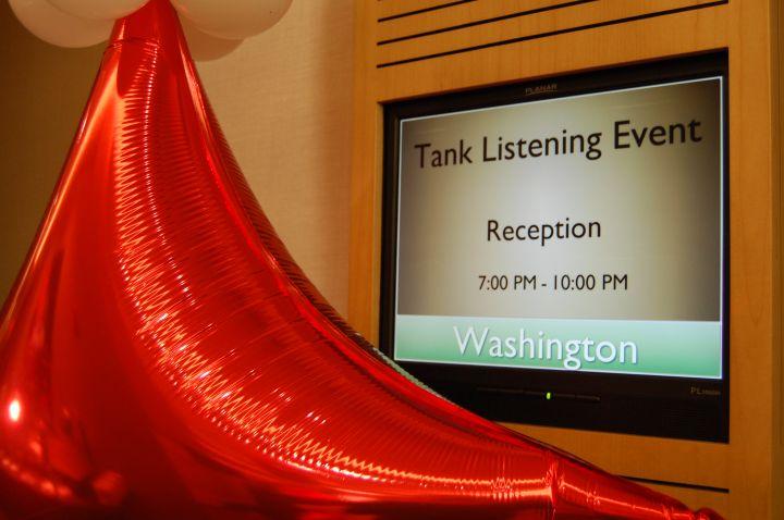 Magic 95.9's Tank Listening Party