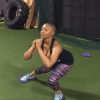 April Watts Workout