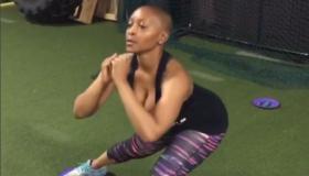 April Watts Workout