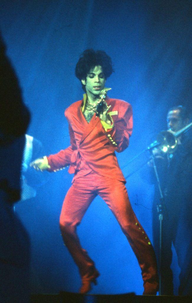 Prince At Radio City Music Hall