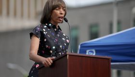 Protests Mark First Anniversary Of Freddie Gray's Death