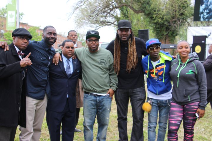 Remembering Freddie Gray: Peace Rallies One Year Later