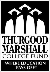 Thurgood Marshall College Fund Logo