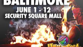 Universoul Circus Baltimore 2016