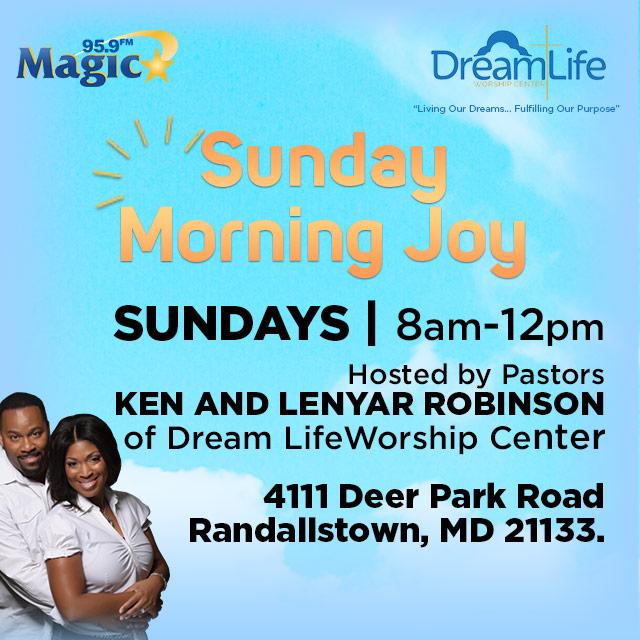 Sunday Morning Joy