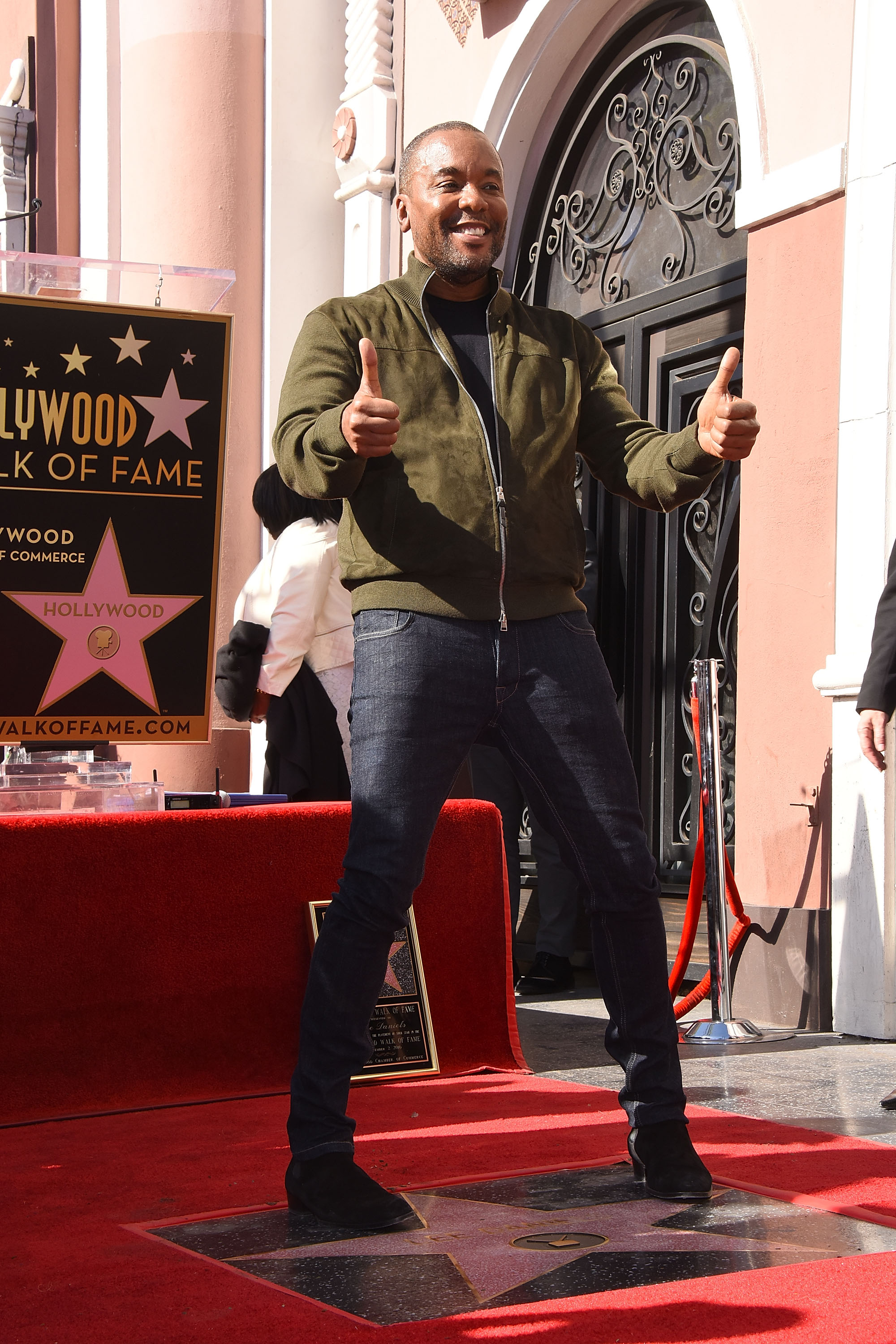 Lee Daniels Honored With Star On The Hollywood Walk Of Fame