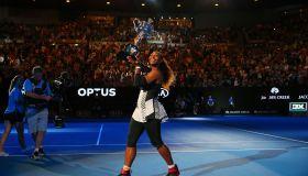 2017 Australian Open - Day 13