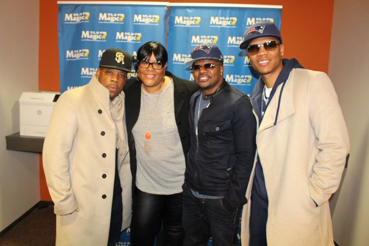BBD Meet and Greet at Magic Baltimore