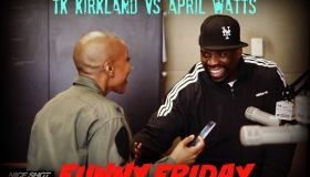 TK Kirkland On Funny Friday