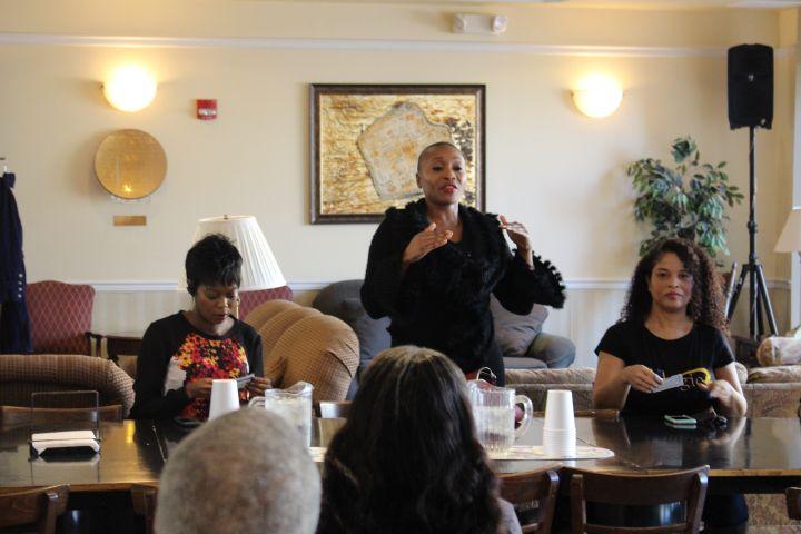 International Women's Day in Baltimore