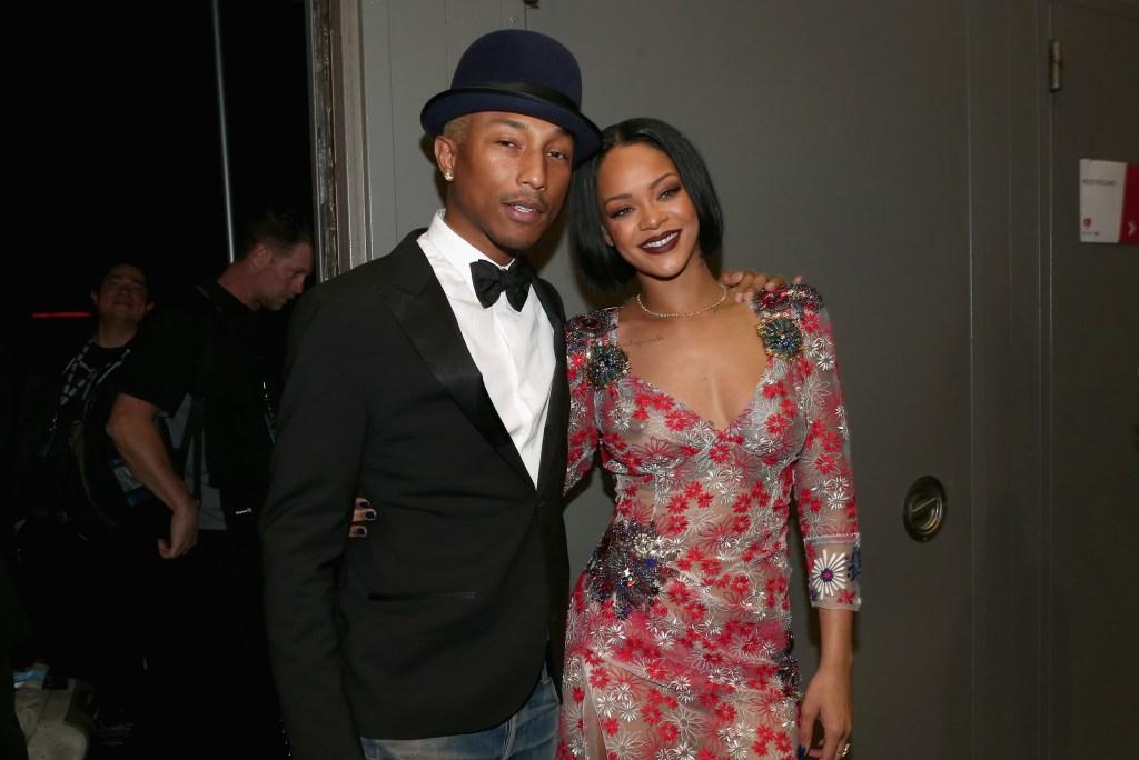 Pharrell & Rihanna