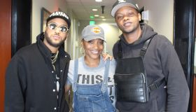 April Watts with Ro James & BJ the Chicago Kid