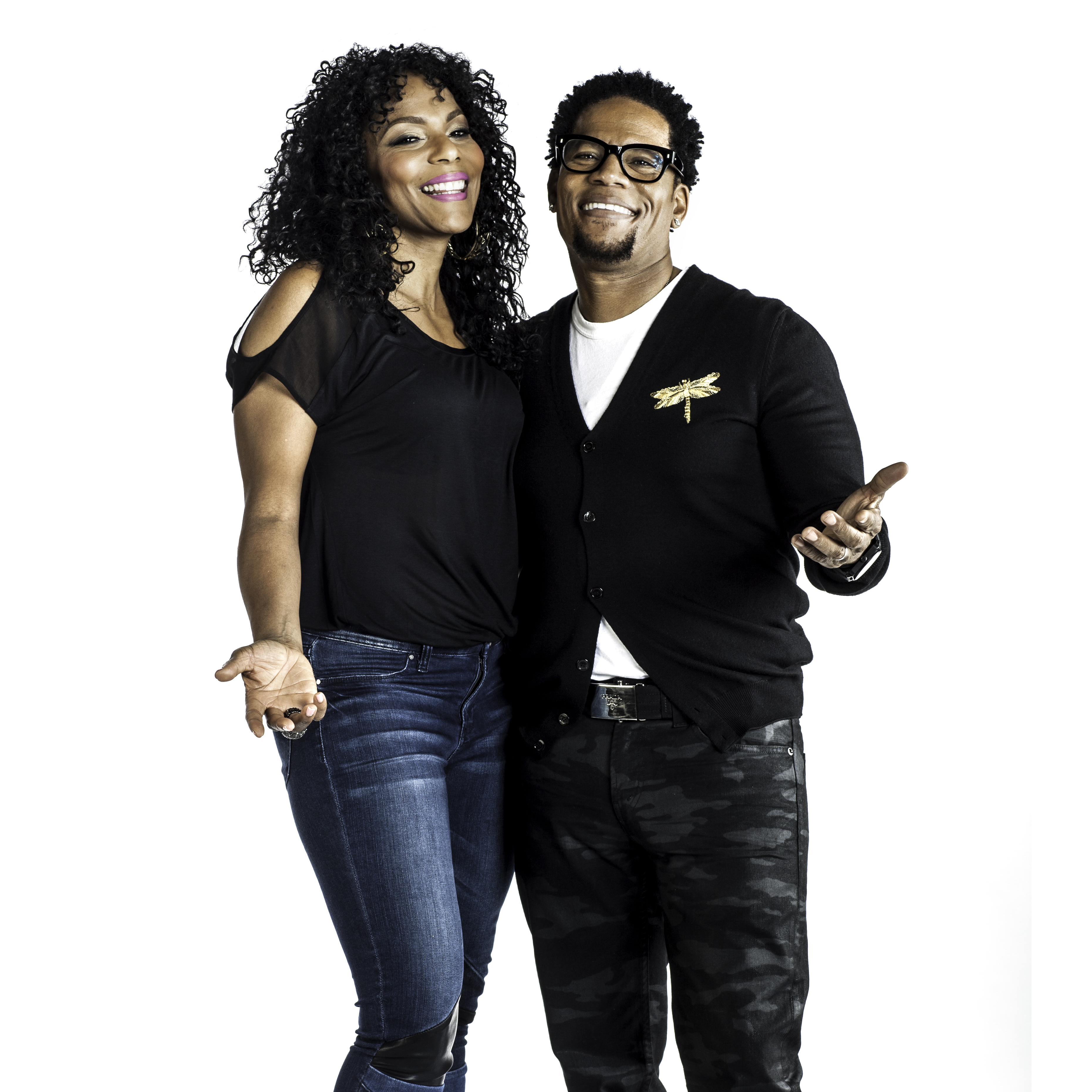 The D L Hughley Show Magic 95 9