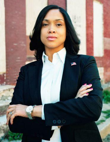 Marilyn Mosby, Mayor Of Baltimore