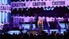 Mariah Carey Performs At Fox Theatre Atlanta During the Caution World Tour