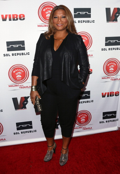Queen Latifah at VIBE's 20th Anniversary Celebration And Inaugural Impact Awards