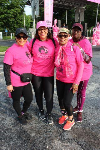 2019 Survivor Soul Stroll Participants
