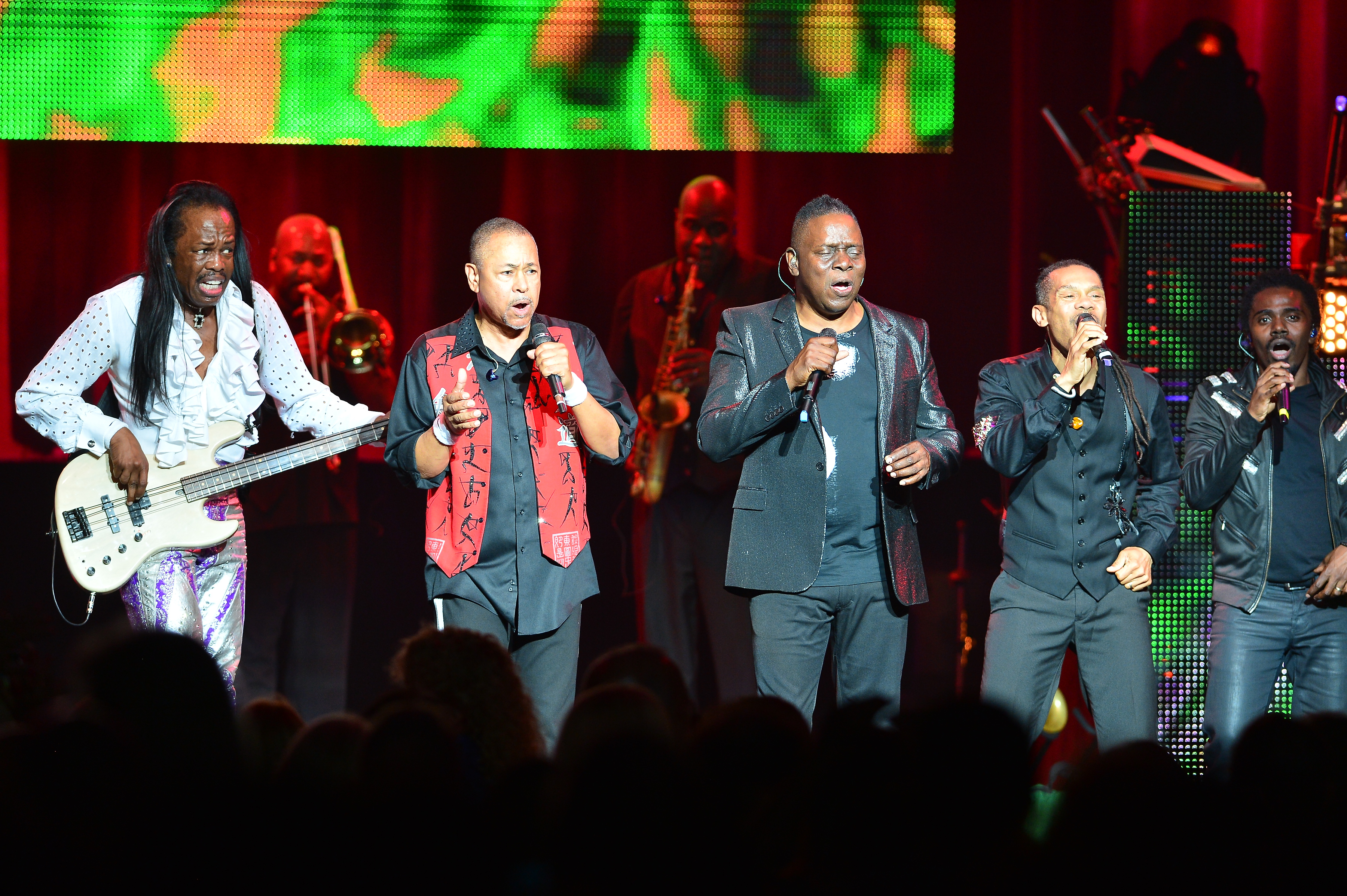 Earth, Wind And Fire Perform At Fillmore Miami Beach