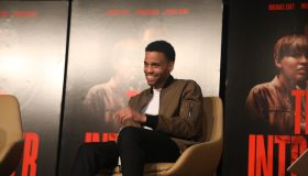 Meagan Good & Michael Ealy At Clark Atlanta