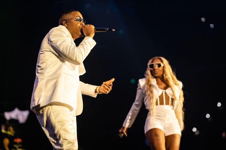 The Royalty Tour: Nas & Mary J. Blige