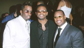 Bad Boy Records Party for Carl Thomas - Hosted by Puff Daddy and Andre Harrell