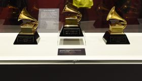 Grammy awards lined up