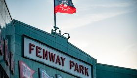 Juneteenth Flag At Fenway Park