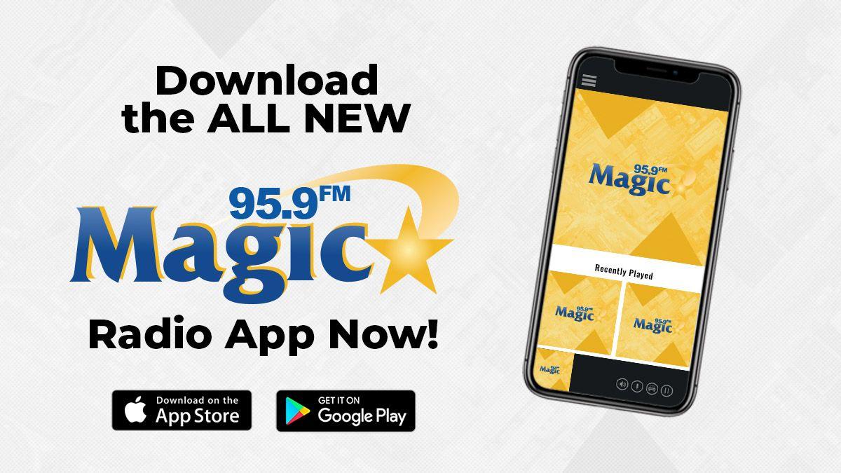 Magic 95.9 App