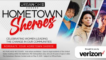 Baltimore Nominate Your Hometown Shero As We're Celebrating Women Leading Change In Our Communities!