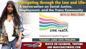 Navigating Through The Law & Life-A Conversation on Social Justice, Employment & The Trans Community