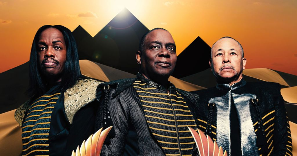Earth Wind and Fire 2021 Tour