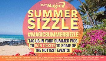 Magic Summer Sizzle