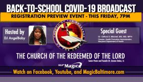 Church of the Redeemed of the Lord Back-To-School Covid 19 Vaccination Preview
