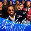 A Joyful Holiday Experience with Marvin Sapp